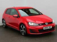 2016 Volkswagen Golf Volkswagen Golf 2.0 TSI BlueMotion Tech GTI (s/s) 3dr Launc