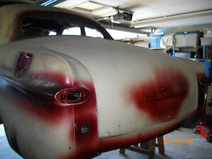1951 FORD  BUSINESS  COUPE   (  PROJECT CAR  ) Windsor Region Ontario image 3
