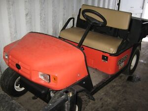 E Z Go MPT800 Gas golf Cart in strathmore