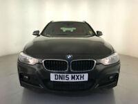 2015 BMW 320D M SPORT AUTOMATIC DIESEL ESTATE 1 OWNER BMW SERVICE HISTORY
