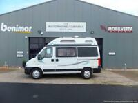 Auto Sleeper symbol two berth campervan for sale