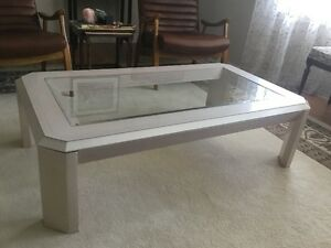 TABLES - COFFEE AND SIDE - $100