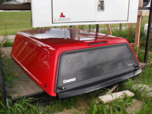 """USED LEER 2015+ FORD F-150 6'6"""" TRUCK CANOPY TOPPPER"""