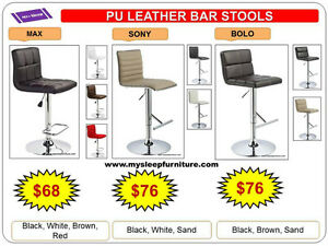 BRAND NEW- BAR STOOLS, STORAGE OTTOMANS, BENCHES- Many colors City of Toronto Toronto (GTA) image 8