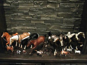 Do you collect Breyer horses or other model horses?