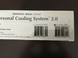 Sharper Image Personal Cooling System 2.0 sz Small-Medium NEW Kitchener / Waterloo Kitchener Area image 7