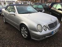 2002 MERCEDES 230 CONVERTIBLE MASSIVE SPEC