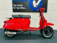 Unlisted ROYAL ALLOY GP125AC ! ULTRA LOW MILES ! STUNNING