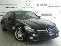 2010 Mercedes-Benz SL63 AMG Roadster