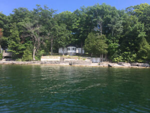 Rare Lake Ontario opportunity - Cottage/building lot. Kingston