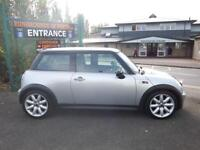 Mini 1.6 Cooper S 3 Door Hatch Back