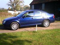 2001 Volkswagen Bora 1.9TDI PD ( 130bhp ) ST