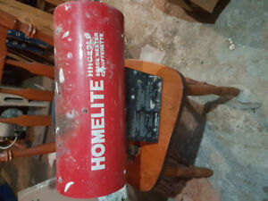 Construction heater forsale