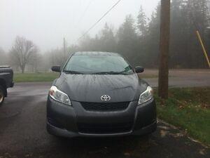 2009 Toyota Matrix Hatchback $6600 OBO