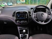 2018 Renault Captur Renault Captur 1.5 dCi 110 Dynamique S Nav 5dr SUV Diesel Ma