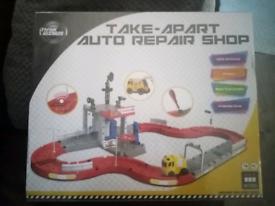 Brand new auto repair shop