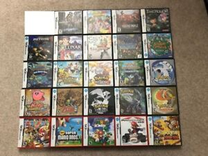 Bunch of Nintendo DS Games