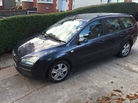 Ford Focus LX tdci, estate, diesel, lots of service history, 2 keys,