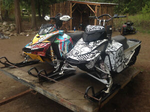 SERIOUS INQURIOUS ONLY! 2008 Skidoo rev 800 for sale asking 2500