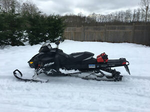 2011 skidoo 800 summit x