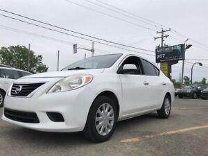 Nissan Versa 4dr Sdn I4 1.6 2012