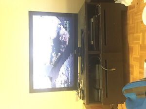 Toshiba 40 inch Tv and Tv stand