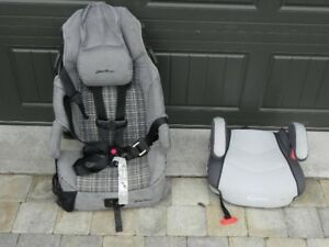 Child seat and booster seat