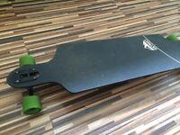 D Street longboard