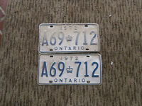 Historic/Classic Licence Plates