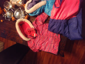 toddlers snow suits 2T and 3T