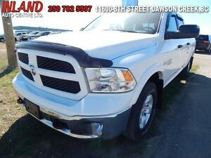 2014 Ram 1500 SLT  5.0 Screen,3.92 Rear Axle,Trailer Tow Mirrors