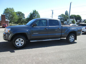 2010 TOYOTA TACOMA 4X4  SR5 TRADE WELCOME