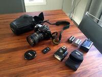 Nikon Digital Camera Kit - Ensemble Appareil Photo Numérique