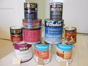 Paints, Interior and Exterior