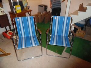 ZipDee  lawn chairs and lounge chair