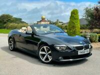 2008 BMW 6 Series 650i Sport 2dr Auto CONVERTIBLE Petrol Automatic