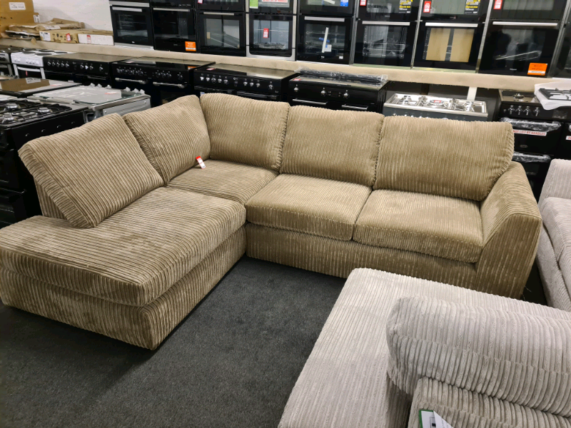 Brand New Dfs Bruno Left Hand Facing Arm Open End Corner Sofa Mocha Rrp 179 In Bredbury Manchester Gumtree