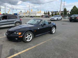 1997 BMW Z3 Convertible 2.8 L Staight 6