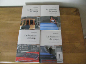 3 séries de Michel David