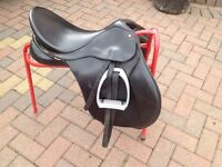 Bates saddle