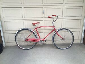 Vintage cruiser bike CCM