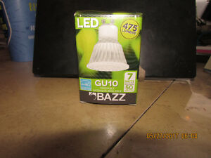 12X LED AMPOULES NEUVES ENERGY STAR GU10 INTENSITÉ RÉGLABLE !!
