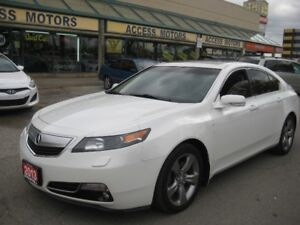 2013 Acura TL, AWD, Extra Clean Must Be Seen, WE FINANCE