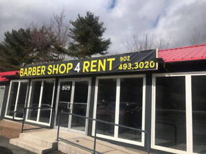 New Barber Shop concept!..  what if you could rent chair only?