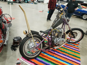 REDUCED!!! xs650 chopper, rephased engine!