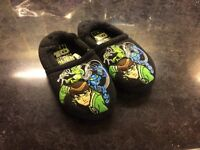 Ben 10 infant size 7 slippers