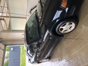 2001 Ford Convertible Mustang