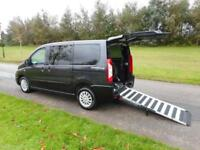 2015 Peugeot Expert Tepee 2.0 Hdi AUTOMATIC 6 Seats WHEELCHAIR ACCESSIBLE WAV