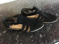 Clarkes Somerset Shoe