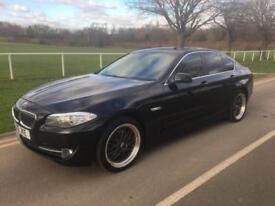 BMW 520 2.0TD auto Full Leather Sat Nav